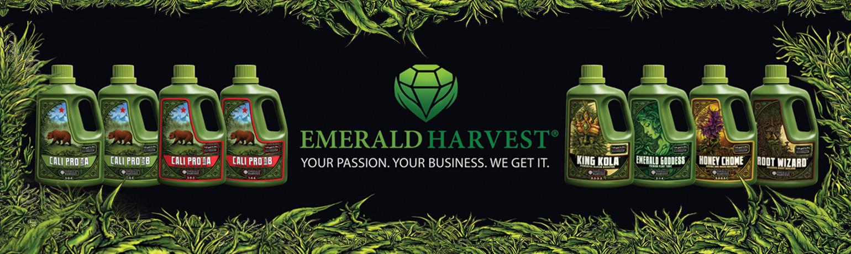 Emeald Harvest Range