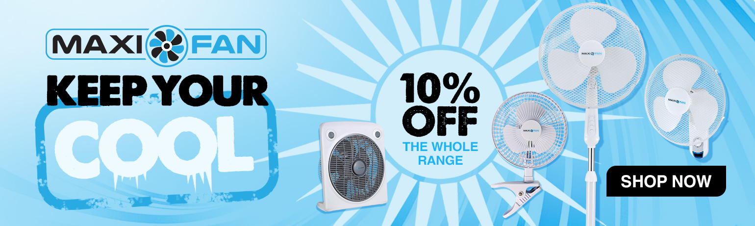 Offer on MaxiFans