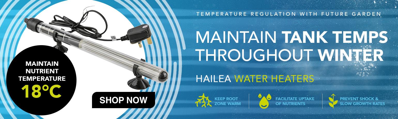 Water Heater Banner