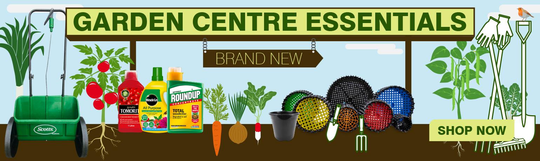 Garden Centre Essentials
