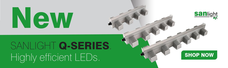 Sanlight Q-Series LEDs
