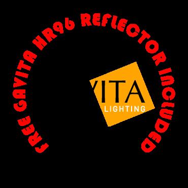 Gavita International Logo Free Reflector