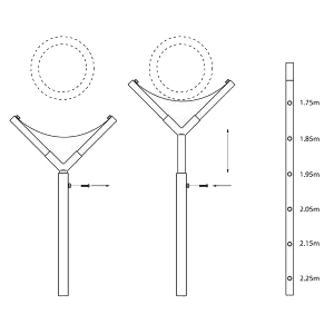 RAM Filter Stand Diagram 2