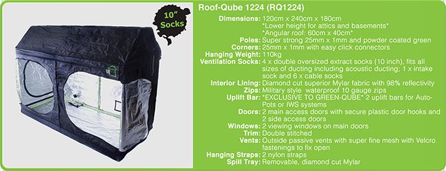 Roof Qube 1224